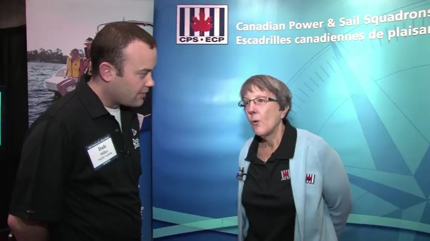 Canadian Power and Sail Squadrons with Pacific Yachting