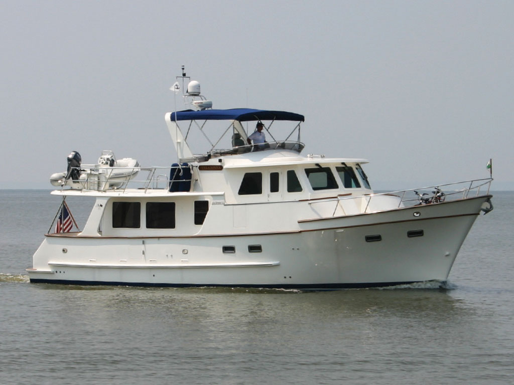 Defever 52 Euro Pacific Yachting