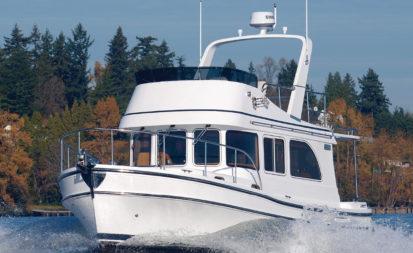 Helmsman Trawlers 31 Camano