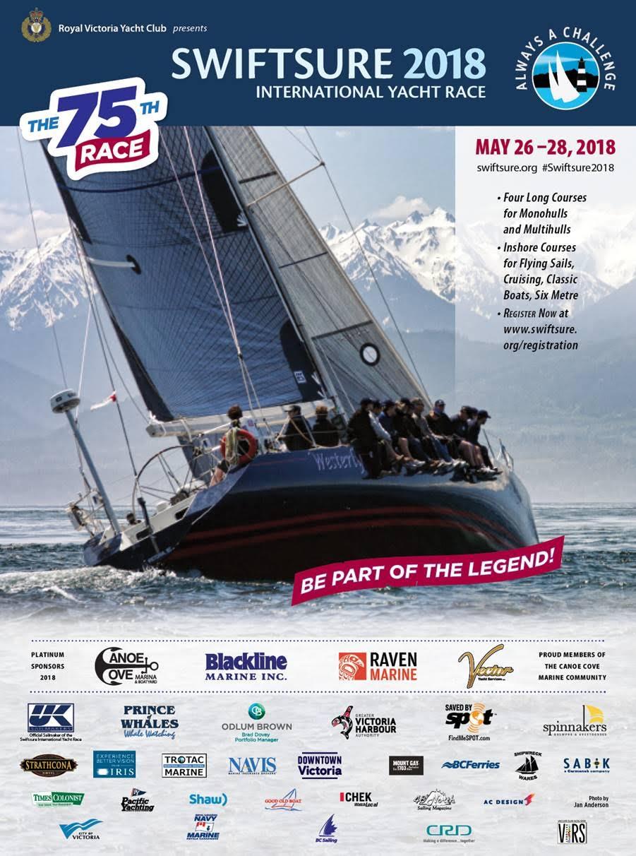 Swiftsure International Yacht Race 2018