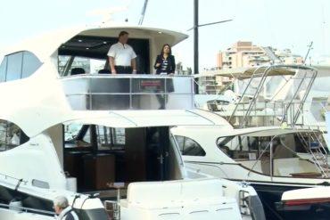 Maritimo Motor Yacht with Blackfish Marine