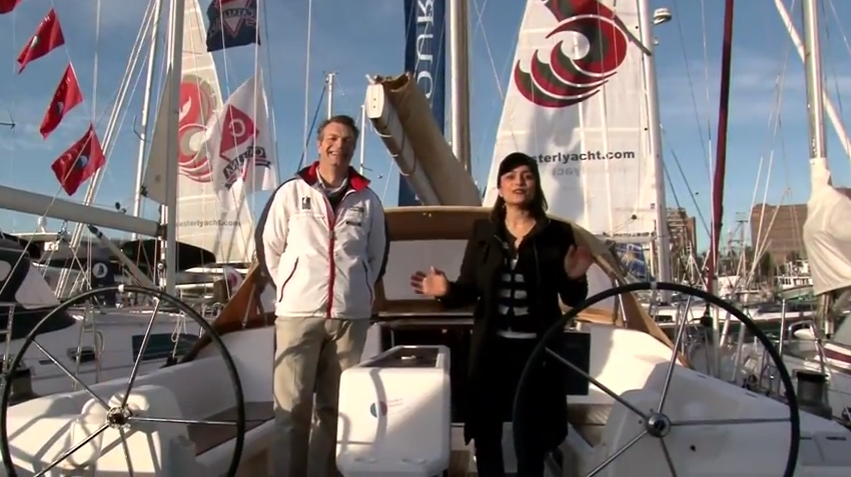 Dufour 410 with Yacht Sales West