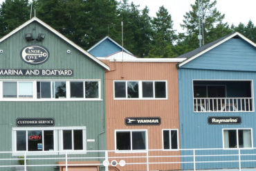 Vector Yacht Services and Canoe Cove
