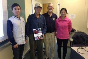 Mandarin-Language Boating Courses Offered in B.C.