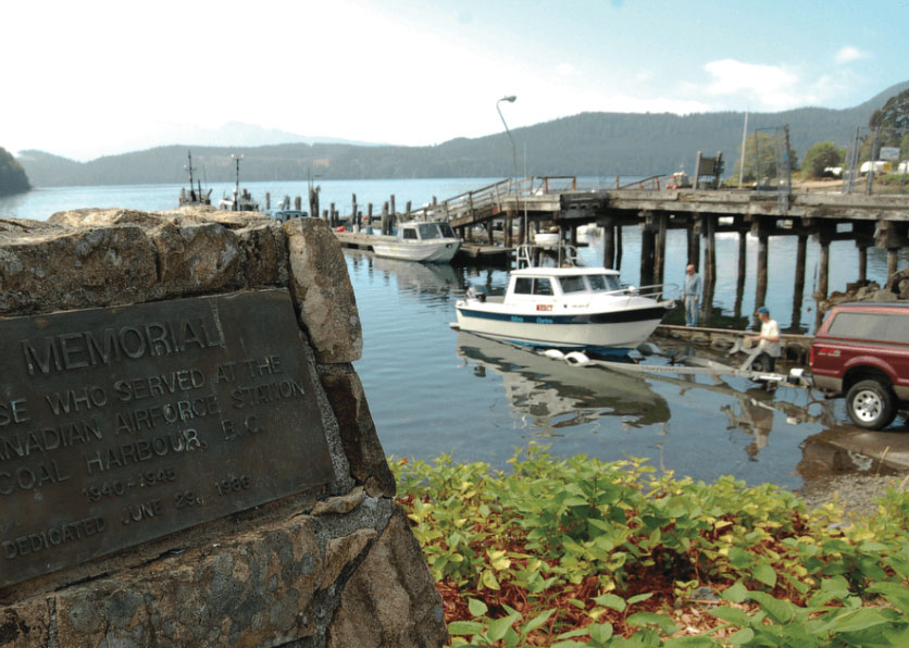Coal Harbour is a trailerable destination, saving you the long journey around Vancouver Island.