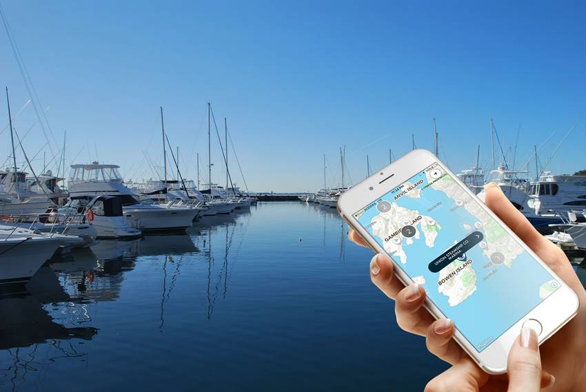 Swift Harbour Marina Booking App
