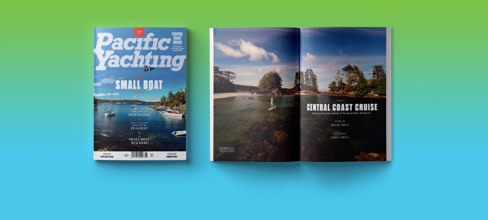Pacific Yachting June 2021 issue