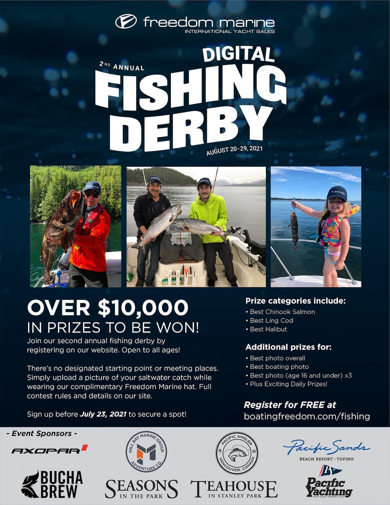 Fishing Derby.